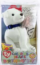 MWMT Dog Complete Kit Ty Beanie Baby Color me Dog