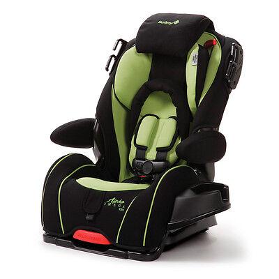 Safety 1st Alpha Omega Elite Convertible 3-in-1 Car Seat, Triton | CC106TRI