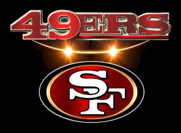 NFL San Francisco 49ers LogoArt Ovation Earrings for sale ...