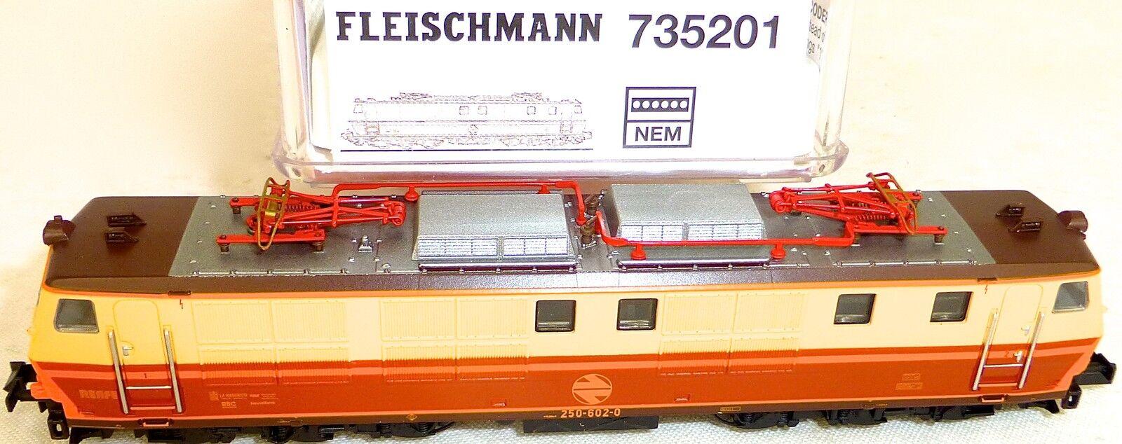 250 Estrella Renfe Ep4 Dss Dss Dss Kkk Fleischmann 735201 Voie N 1 160 Hs3 Μ 9efc8d