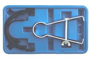 Motorbike Motorcycle Bike Piston Ring Tool Set 40mm - 85mm + 4 Bands