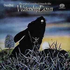 Angela Morley - Watership Down - Original Film Soundtrack - CDLK4596