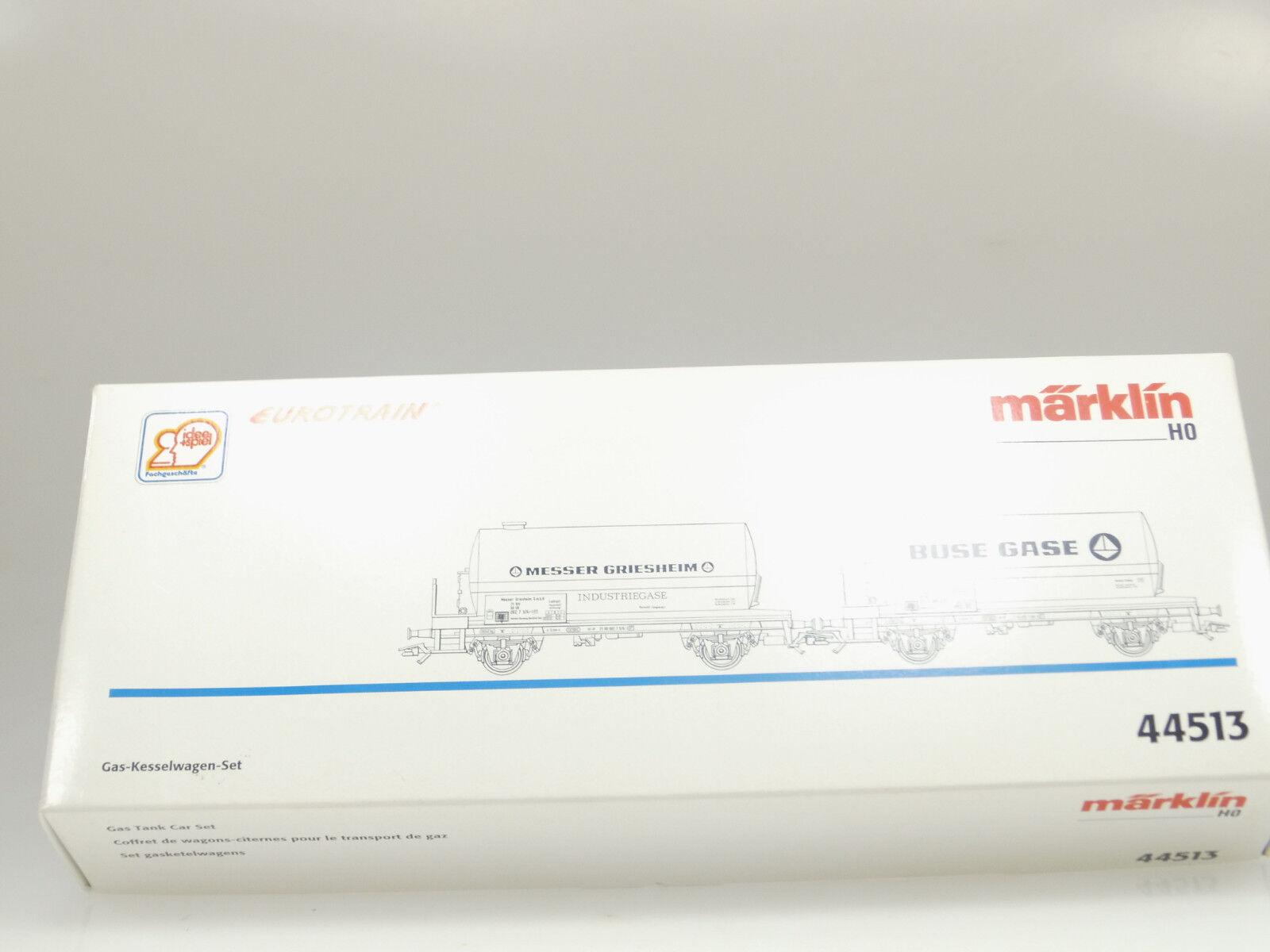 (87 036) Märklin H0 Gas Kesselwagen-Set  (Art.-Nr.44513)  | Outlet Store