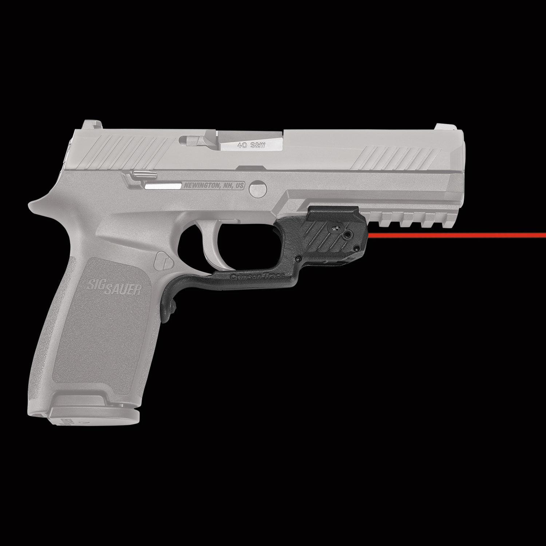 CRIMSON TRACE LG-420 LASERGUARD RED LASER SIGHT FOR SIG SAUER P320, M17, M18