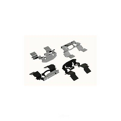 Disc Brake Pad Installation Kit Front Carlson P855A