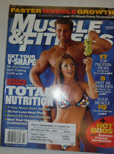 Muscle & Fitness Magazine Mr.O 17 Top Protein Picks March 2003 WITH ML 040615R2