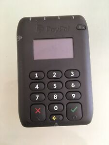 Paypal Here Contactless Chip & Pin Card Reader Contactless black