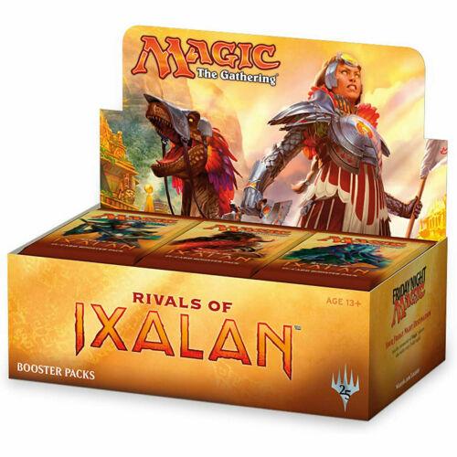 Rivals of Ixalan Booster Box Repack MTG RIX Guaranteed 2 Mythics