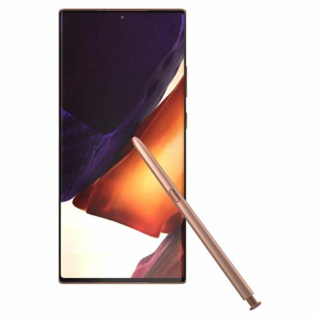 Samsung Galaxy Note20 Ultra 5G N9860 Dual 12+256GB Bronze ship from EU Nouveau