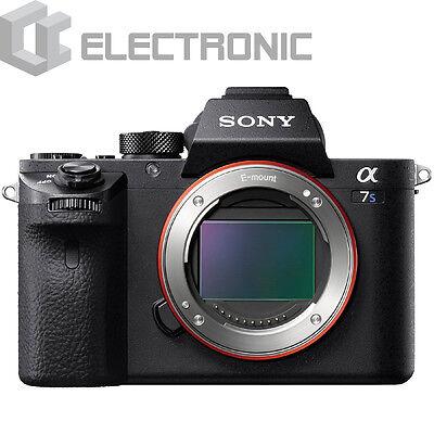 Nuevo Sony Alpha a7s II Mirrorless Digital Camera 7SM2 Mark 2 (Body Only)