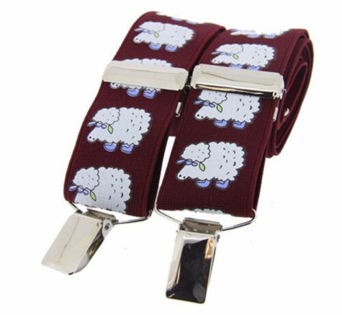 Sheep Collectable Braces Ideal Young Farmers Gift