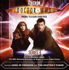 Doctor Who: Season 4 [Original Television Soundtrack] by Murray Gold (CD, Nov-2008, Silva America)