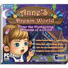 Anne's Dream World ( PC GAME ) NEW SEALED ANNES J/C