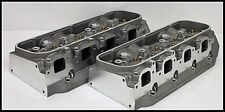 BBC CHEVY 496 540 572 BRAVO 335 REC. PORT 335cc ALUMINUM HEADS BARE SET/PAIR