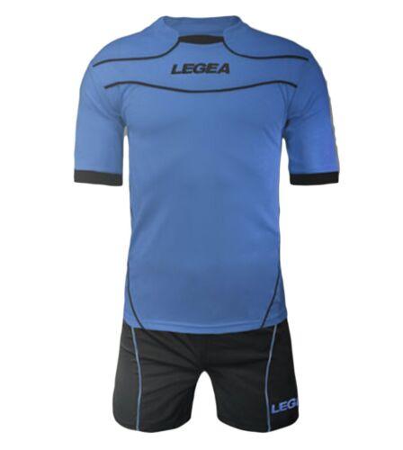 Kit Calcio LEGEA Modello Tuono Brasilia Completi Calcio SPORT GIOSAL