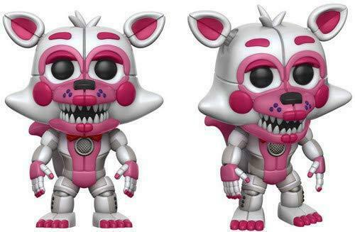 Funko POP 14062 FNAF Sister Location Funtime Foxy Collectible Vinyl Toy