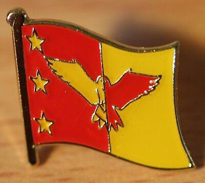 Sutherland England County Flag Enamel Pin Badge UK Great Britain