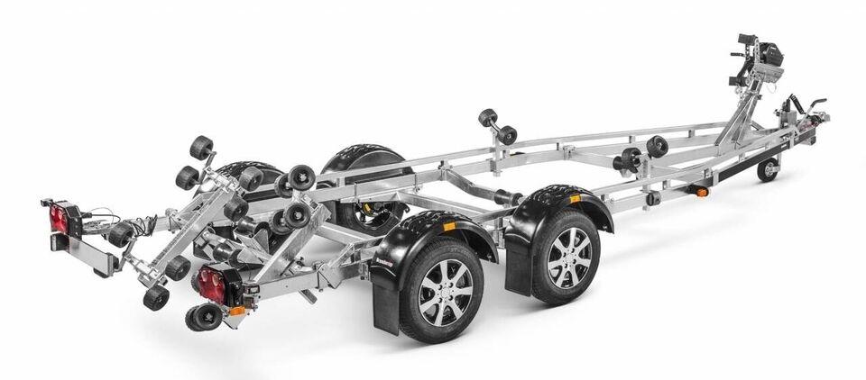 Trailer, Brenderup Brenderup SRX 2500 KG - 22 fod, lastevne