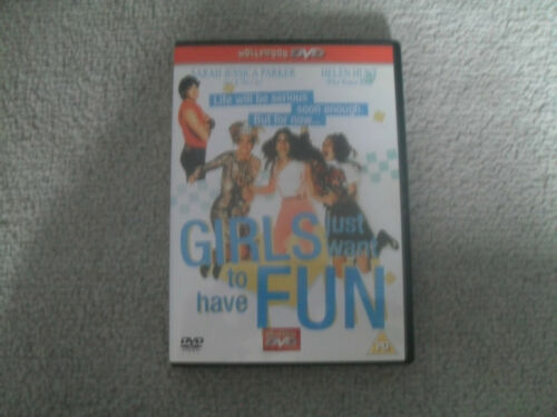 1 of 1 - Girls Just Want To Have Fun (DVD, 2003)