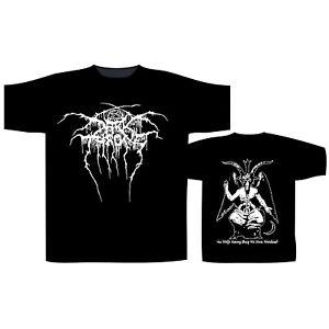 Dead Label Throne Of Bones Mens Black Rock T-shirt NEW Sizes S-XXXL