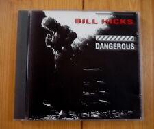 Bill Hicks  Dangerous ESSENTIAL/CASTLE CD 1991 RAR!