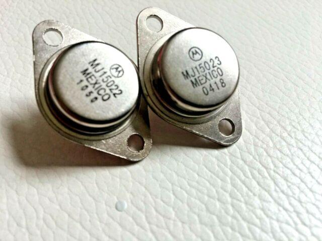 MOTOROLA BUX98A TO-3 High Power NPN Silicon TransistorNPN