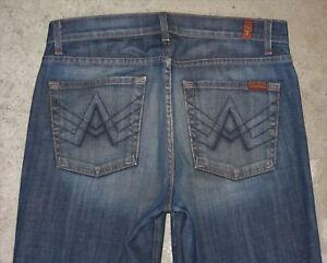 les 32 Pour Stretch W Jeans détresse tous X en poche hommes Sz décontracté une 7 31 Pwgq4g