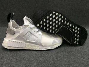 timeless design 92372 19bac Details about Adidas NMD ALL WHITE XR1 Duck Camo LX flux ultra boost black  blue red 1 R1 japan