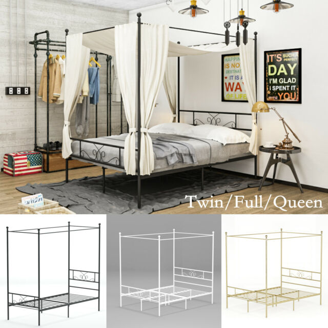 Realrooms Vivianna Metal Daybed Twin Bed Frame White Metal For Sale Online Ebay