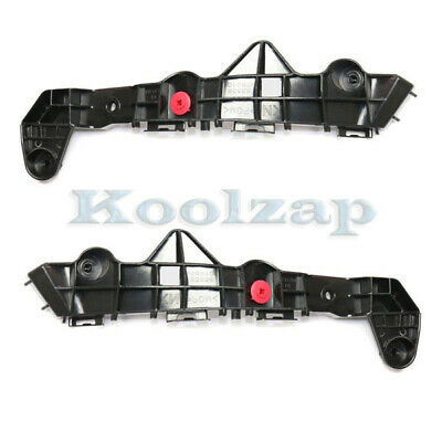 15-19 NX200T /& NX300H Front Bumper Cover Retainer Brace Support Bracket SET PAIR