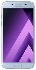 "New Imported Samsung Galaxy A7 2017 Duos Dual 32GB 3GB 5.7"" 16MP 16MP Blue Color"