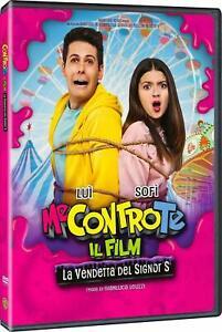 Dvd-Me-Contro-Te-Il-Film-La-Vendetta-Del-Signor-S-SPEDIZIONE-IMMEDIATA
