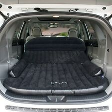 SUV Inflatable Mattress HQ Air Bed Travel Car Back Seat Durable Camping -w/ Pump