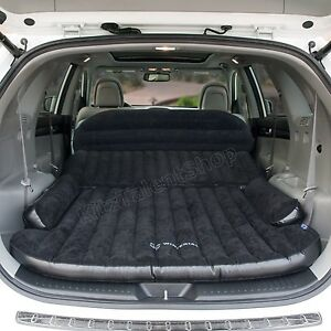 Suv Inflatable Mattress Hq Air Bed Travel Car Back Seat