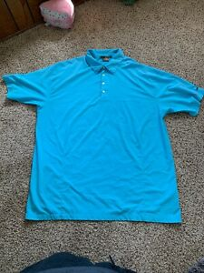 Men-039-s-XL-Nike-Dri-Fit-Tiger-Woods-Collection-Golf-Polo-Shirt