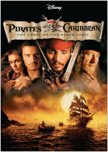 Pirates of the Caribbean Classic Movie Poster Print A0 A1 A2 A3 A4 Maxi