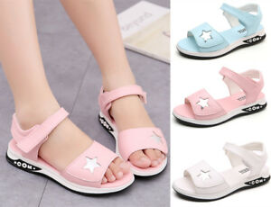 New Cute Kids Girls Sandals Children