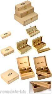 Boite Bois Rangement Pour Fumeur Spliff Box Roll Tray 3 Tailles Au Choix Ebay