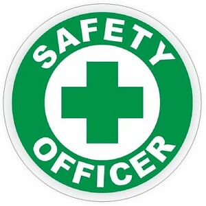 Image result for safety officer