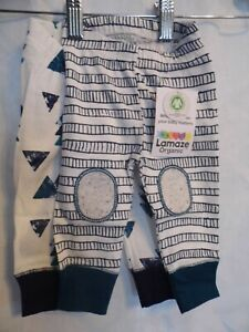 Lamaze Organic Baby Baby Organic 2 Pack Pants