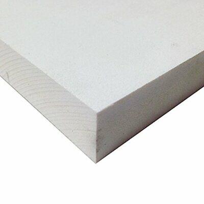"Milling, Machining, Lathe, CNC HDPE Natural Plastic Sheet 1//4/"" x 12/"" x 12/"""