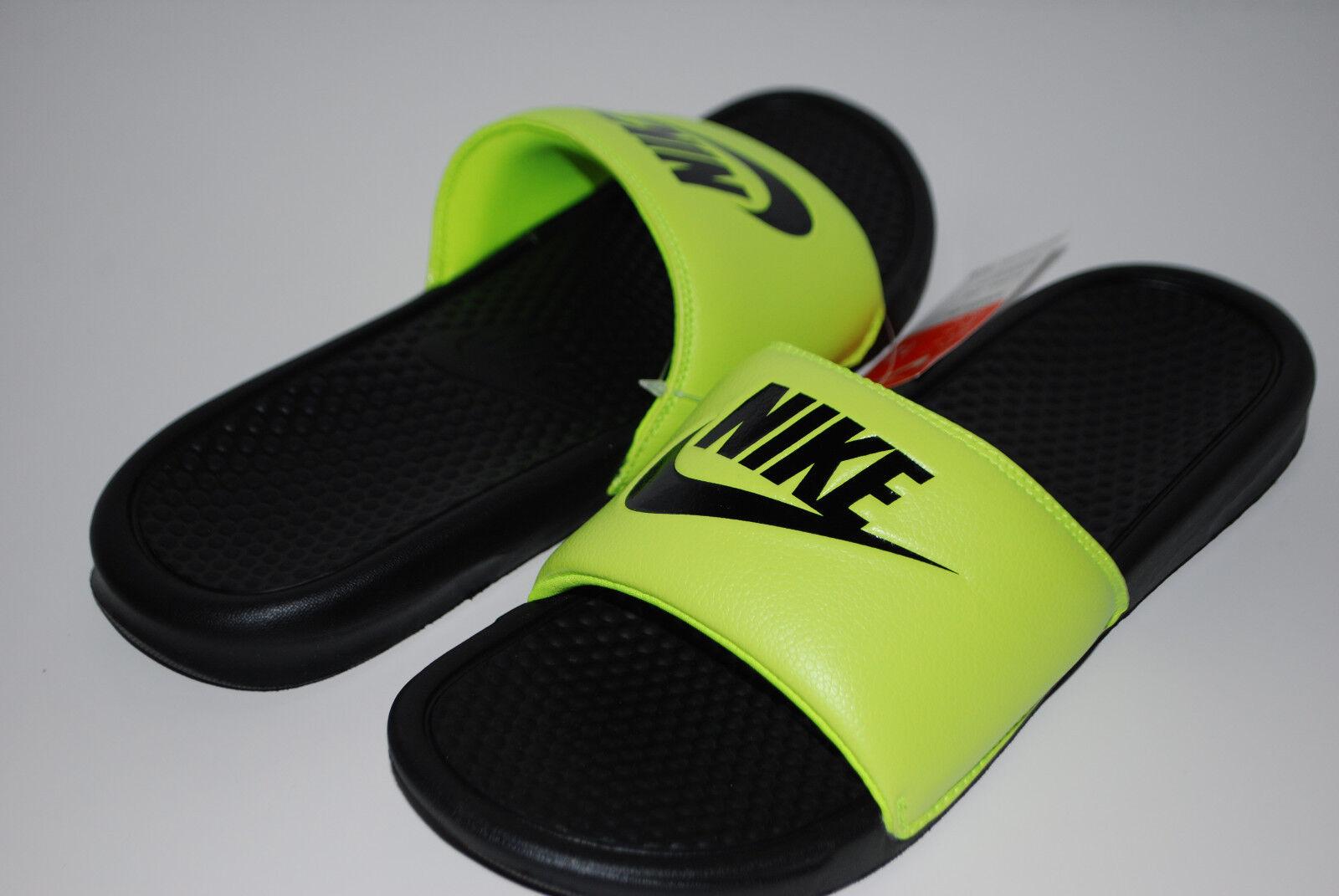Nwt nike benassi 2 jdi jdi jdi sbaffo bianco nero volt 9 10 11 12 13 scarpa sandali diapositive | a prezzi accessibili  | Ufficiale  a68c33