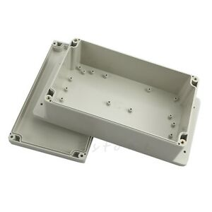 Waterproof-Plastic-Electronic-Project-Box-Enclosure-Cover-CASE-200x120x75mm