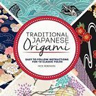 Traditional Japanese Origami Kit Easy to Follow Instructions for 10 Classic FOL