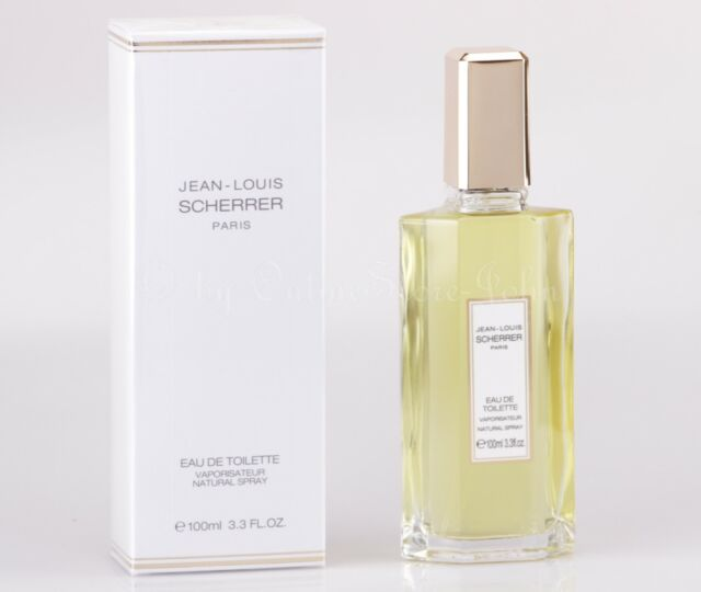 Spray Louis Ebay Women 100 1 l J Jean Edt Scherrer Perfume Ml 4qPZ8A