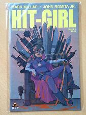 Hit-Girl  Comic # 1 1:50 Phil Noto Variant Edition Mark Millar, John Romita Jr.