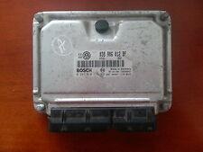 VW POLO/ SEAT IBIZA ECU 1.9 SDI 64 AGP 038906012BF  0281010174 IMMO OFF
