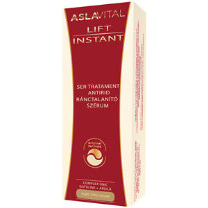 Gerovital-AslaVital-siero-LiftInstant-35-anti-age-aging-eta-viso-rughe-wrinkle
