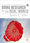 Doing Research in the Real World by David E. Gray (Paperback, 2013)