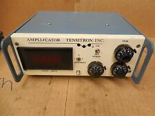 Tensitron Inc Ampli/Cator 5894-3BCD 58943BCD 115 VAC Used